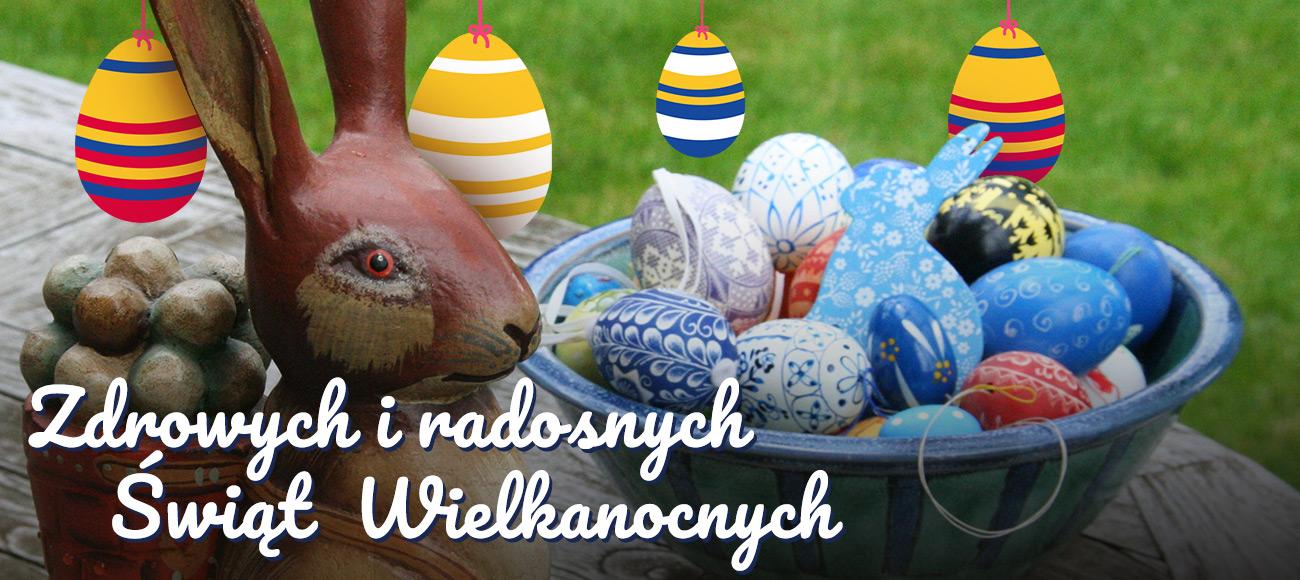 Życzenia Radosnych Świąt Wielkanocnych